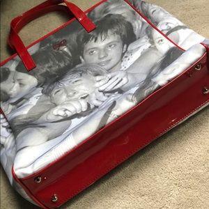 Anya Hindmarch Bags - THE BEATLES!  Cute crazed crowd bag